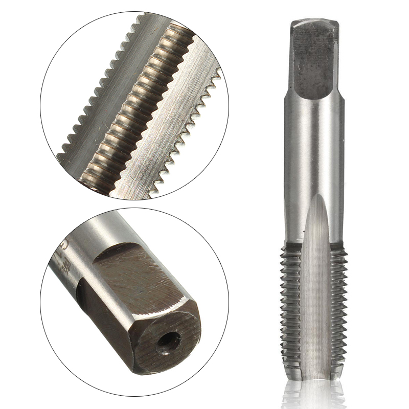 55 degree 4 Flutes Pipe Tap G1/4-19 BSP 55 Degree Pipe 1/4'' Thread Die Tap Plug Taper Pipe Tap free shipping of 1pc bsp die g1 3 4 11 pipe threading dies threading tools lathe model engineer thread maker for water pipe