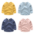 Baby T-shirt children long sleeved Kids Boys spring and autumn