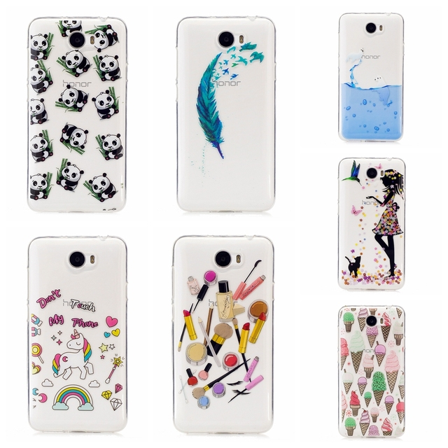 coque huawei y5 2 chat