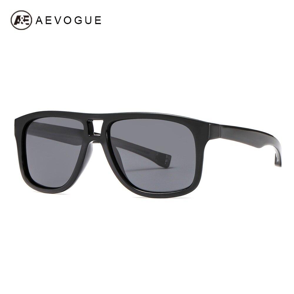 AEVOGUE Polarized Sunglasses Women Retro Square Fashion Goggles Reflective Driving Fishing Polaroid Lens Unisex UV400 AE0610