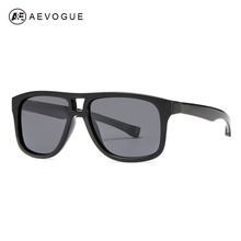 AEVOGUE Polarized Sunglasses Women Retro Square Fashion Goggles Reflective Driving Fishing Polaroid Lens Unisex UV400 AE0610