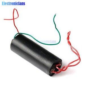 Image 2 - 400kv 1000KV 1000000V Boost Step up High voltage Generator Ignition Coil Pulse Power Module Igniter DC 3.7 7.4V DC 3V 6V 3.7 6V