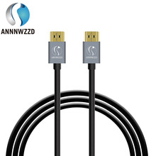 High Speed Ultra HDMI Cable with Ethernet Full HD Supports 4K 3D 1080p Full HD Latest Version device to your display or projecto