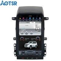 Android 6,0 Тесла Стиль DVD плеер автомобиля gps навигации для Chevrolet Captiva 2008 2009 2010 2011 2012 головное устройство мультимедийный радио