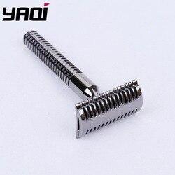 Maquinilla de afeitar de Color bronce Yaqi