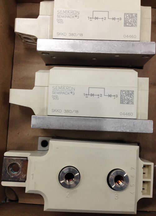 Free shipping NEW SKKD380/18 MODULE free shipping new luh50g1202 module