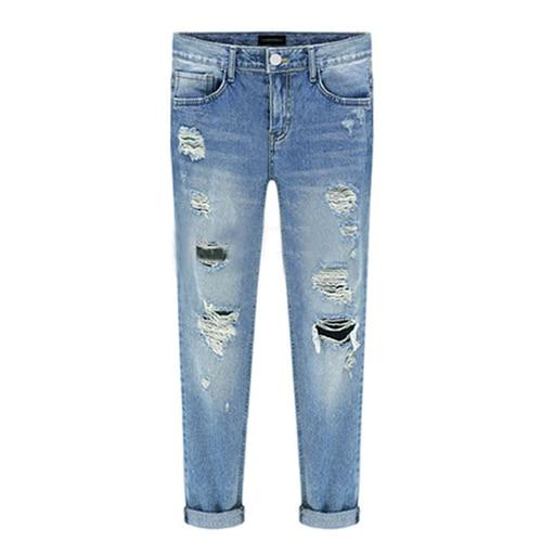 DESIGUAL DENIM satisfaction jeans donna