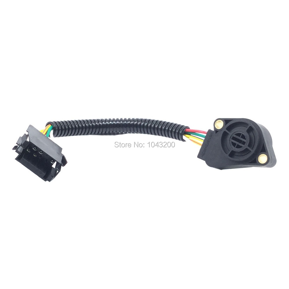 5 WIRES NEW ACCELERATOR SPEED PEDAL SENSOR OE# 3171530 20504685 1063332 21915486 20715967 21116880 20893518 FOR VOLVO TRUCK FH
