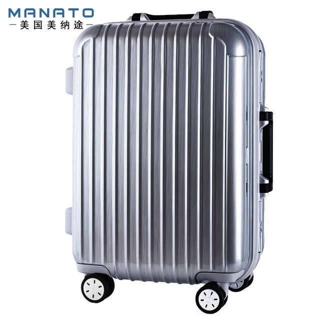 28 Inch ABS Luggage Luxury Spinner Travel Bags Four Direction Wheels Draw Bar Box Suicase Luggage Unisex Travel Luggage