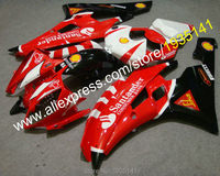 Hot Sales,Can be free customized For Yamaha YZFR6 full set YZF R6 06 07 YZF R6 200 2007 Motorbike Fairing (Injection molding)