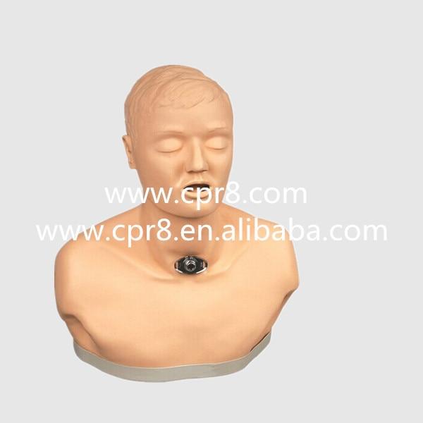 BIX-H58 Advanced Adulto Tracheotomia Simulatore di Cura, Trachea Manichino Infermieristica, Trachea Incisione Modello Di Assistenza WBW056BIX-H58 Advanced Adulto Tracheotomia Simulatore di Cura, Trachea Manichino Infermieristica, Trachea Incisione Modello Di Assistenza WBW056