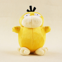 17cm Psyduck Japanese Anime Cartoon Psyduck Plush Toy Stuffed Animals Plush Doll Gift for Kids