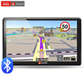 Junsun 7 inch HD Car GPS Navigation FM 8GB 256M DDR Map Free Upgrade Navitel Europe Sat nav Truck gps navigators automobile