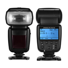 Universal Wireless Camera Flash Light Speedlite GN33 LCD Display for Canon/Nikon/Sony DSLR Cameras photography accessories