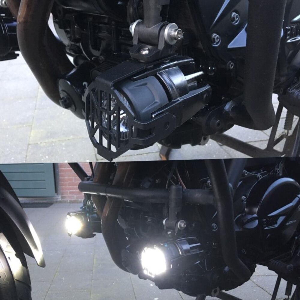 Feux de brouillard de moto pour BMW R1200GS ADV F800GS F700GS F650GS K1600 LED feu de brouillard auxiliaire assembler lampe de conduite 40W - 6