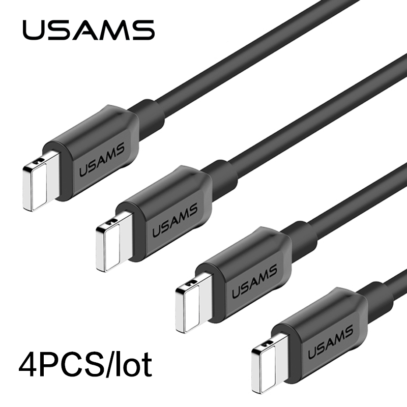 iOS Fast Charging Cable Lightning to USB Cable Nylon Fiber Fast Charging Charger Line Stable Compatible with Ios11//10//9//8,A,2m