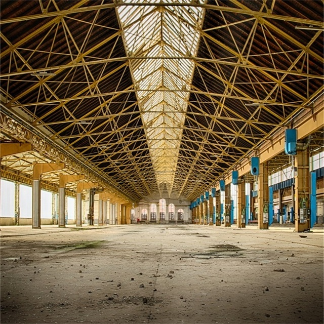 interior view photography. Laeacco Empty Old Factory Building Interior View Photography Backgrounds Vinyl Custom Photographic Backdrops For Photo Studio P