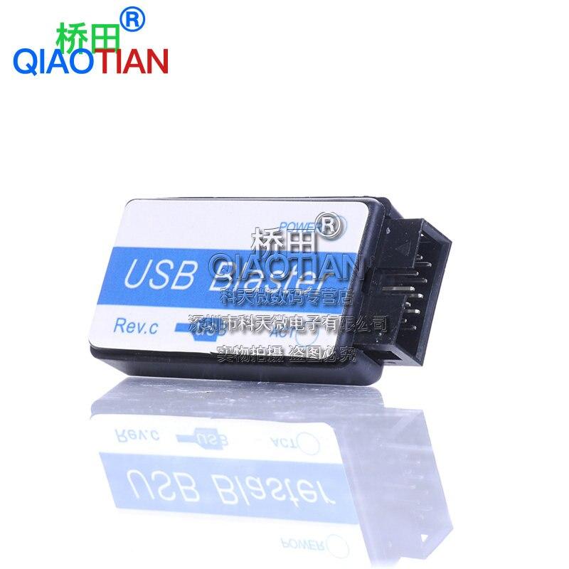 Altera USB Blaster FPGA/CPLD загрузчик Rev. c высокое Скорость, нет тепла