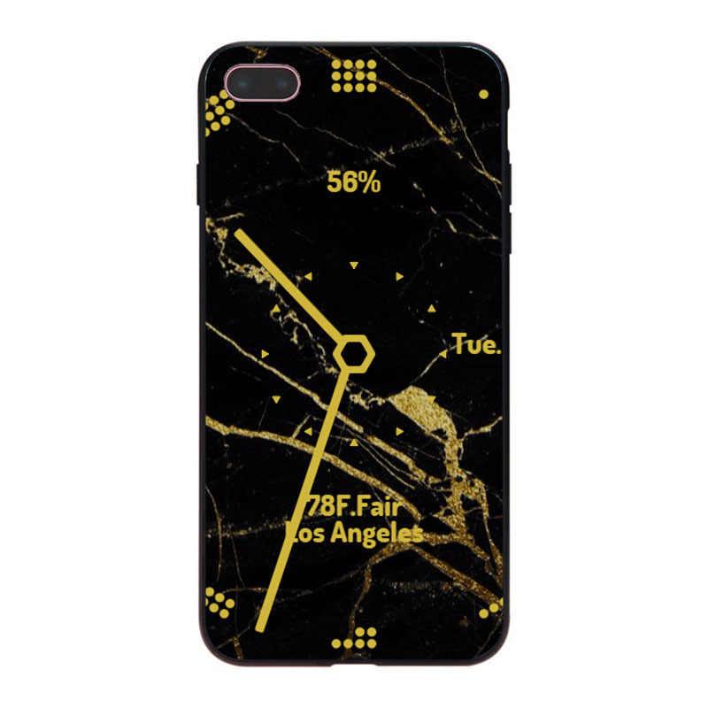 MaiYaCa Vàng Đá Cẩm Thạch Cẩm Thạch Bị Bể Vỡ Ngày Vàng Chất Lượng Cao Ốp lưng điện thoại cho iPhone 8 7 6 6S 6S Plus X XS XR XSMax 5 5S SE 5C Coque