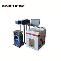 Desktop 30w co2 laser marking machine