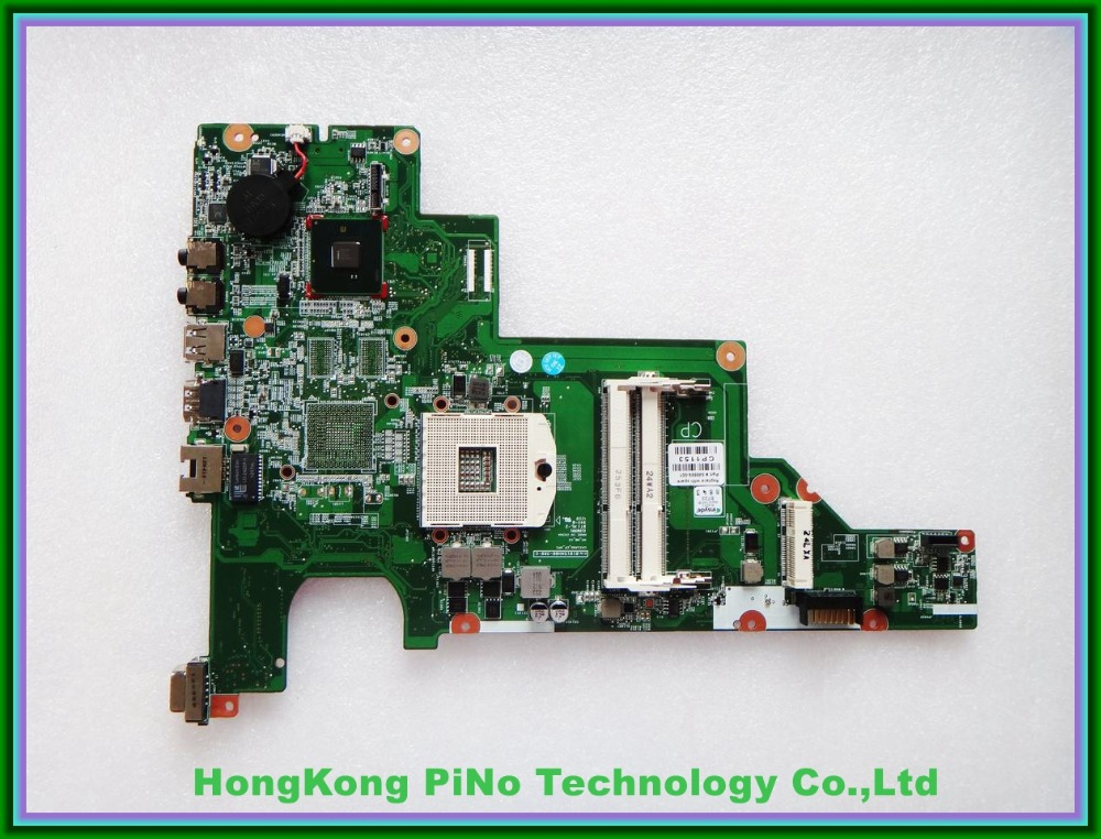 Free Shipping 646669-001 Laptop Motherboard for HP 630 430 motherboard 100% Tested 60 days warranty free shipping g4 636370 001 da0r12mb6e1 laptop used disassemble