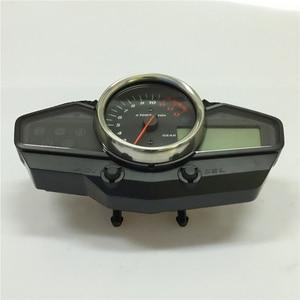 Image 2 - הרכבה מכשיר STARPAD עבור לי צ י Haojue סוזוקי GW250 אביזרי אופנוע שעון אלקטרוני דיגיטלי באיכות גבוהה