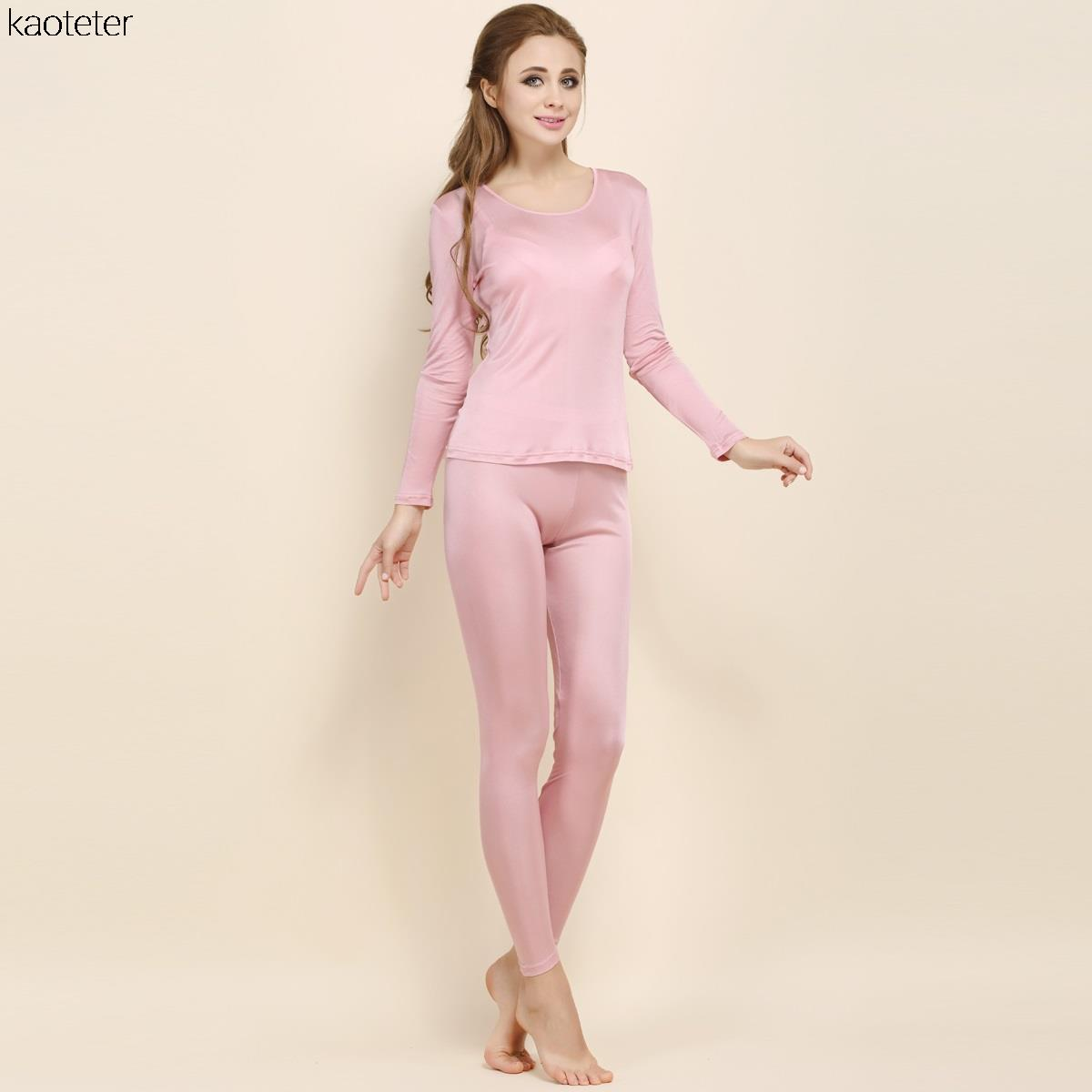 Compare Prices on Silk Long Underwear Women- Online Shopping/Buy ...