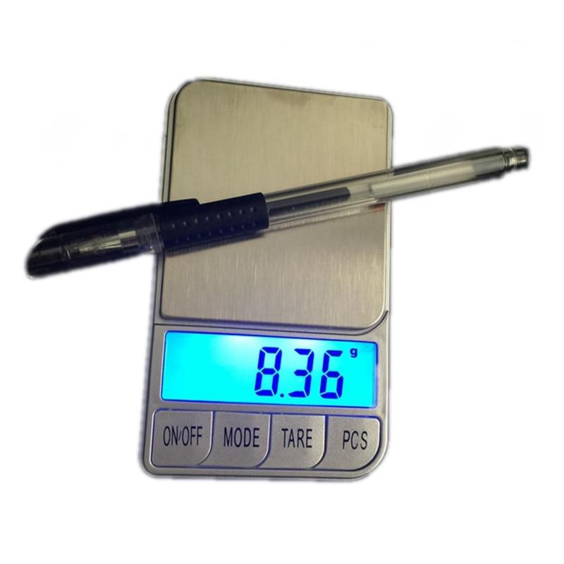500 g 0,01 LCD elektroonilised kaalud 500 g 0,01 g digitaalsete - Mõõtevahendid - Foto 4