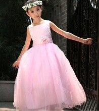 2015 новых детей девушка блестка оформлен платье принцессы танца костюм с вуалью красивая ну вечеринку платье