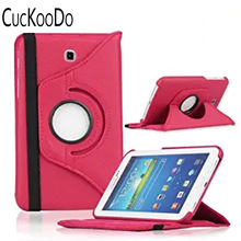 360 Degree Multi Angle Rotating Cover Case for Samsung Galaxy Note 8 inch Tablet N5100/N5110