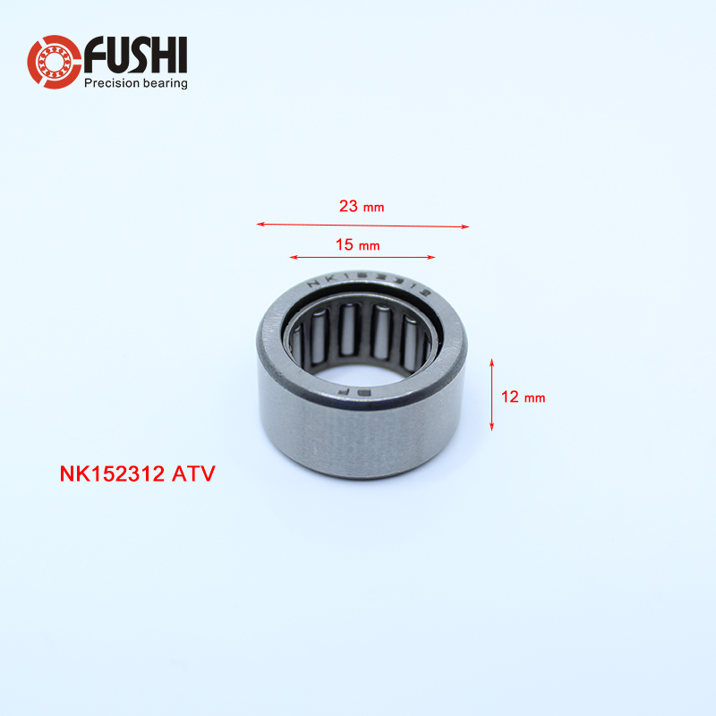 цена ATV All Terrain Vehicle Part Bearing NK152312 ( 1 PC) 15x23x12 mm NK 152312 DF Motor Shock Needle Roller Bearings