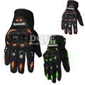 Hombre mujer guantes moto guantes moto motocicleta motocross guantes guantes luva para kawasaki guantes dedo completo ml xl xxl