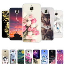 For One plus 3 Case Oneplus 3 A3000 Case Fashion Soft Silicone TPU Phone Case For Oneplus3 Oneplus 3T One Plus 3T 5.5 Back Cover(China)