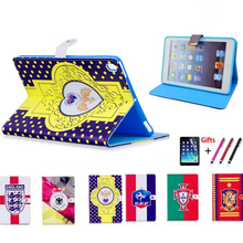 "For iPad 3 Football Cartoon's 2018 giants pattern 9.7"" Tablet Soft Silicon back cases Stand Cover For iPad 2/iPad 3/iPad 4 9.7"