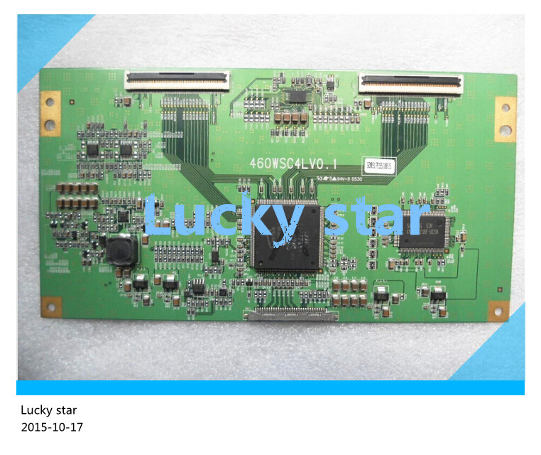 100% tested good working High-quality for original 460WSC4LV0.1 LT4619 LTA460WS-L03 logic board 98% new 100% tested good working high quality for original led50k20jd v390hj1 ce3 hd500df b01 s0 logic board 98% new