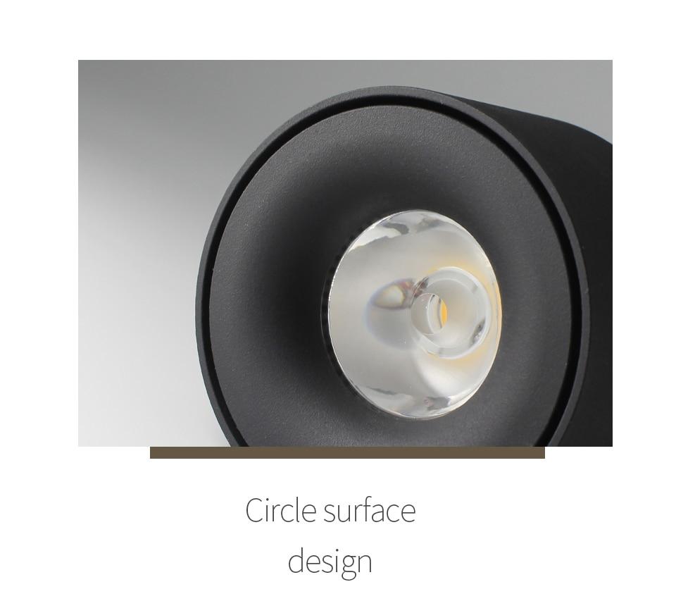 ISL LED Downlight focos lámpara viva iluminación de techo para la ...