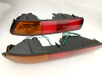2001 For MITSUBISHI Pajero V73 Rear Fog Lamp MONTERO Rear Stop Lamp 2000 2006 Pajero V73
