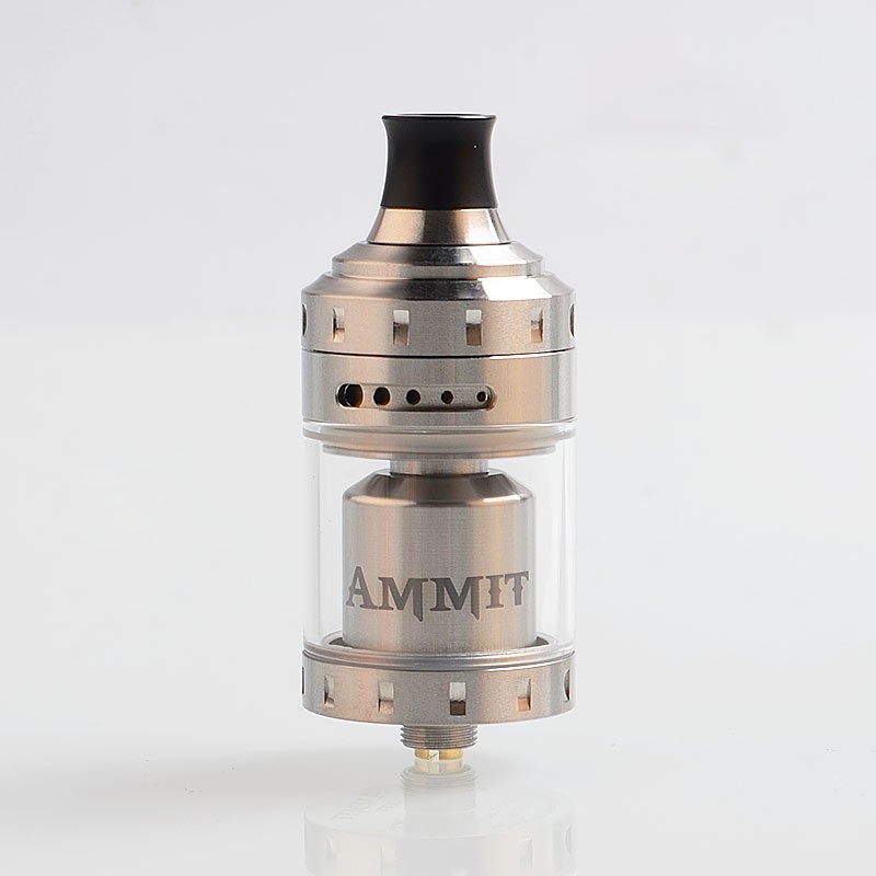 цена на Original GeekVape Ammit MTL RTA 4ml Glass Tank 24mm Rebuildable Tank Vape Atomizer for Mechanical Mod / VW Mod / Vape Box Mod