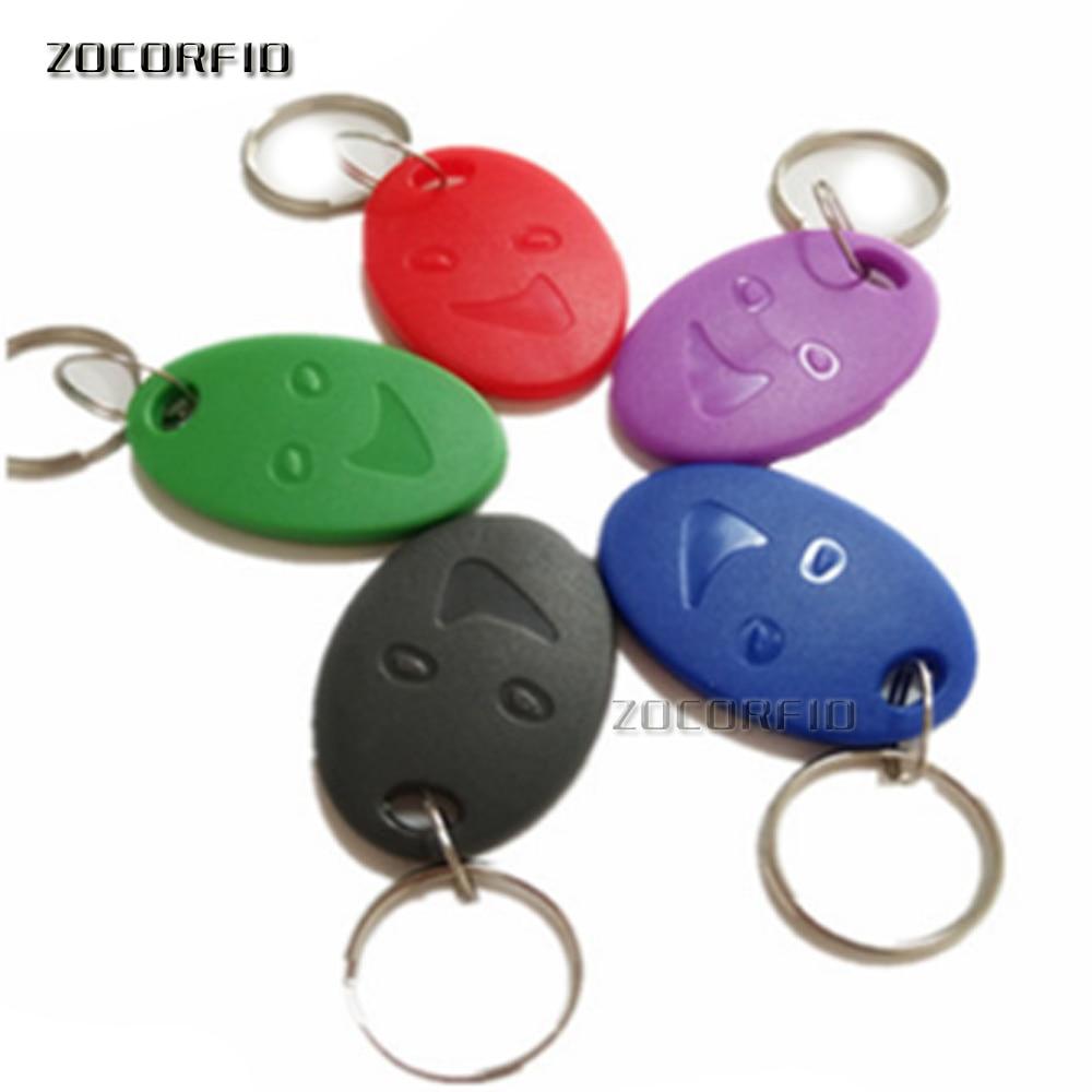 Free shipping 100pcs/lot 5# 125Khz EM4100 RFID key Proximity ID Card Keyfobs,Access Control Card Rfid Tag free shipping 100pcs lot xc6210b332mr xc6210b332 sot23 5 making ob2f 100% new