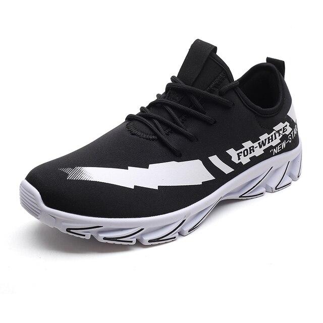 Cool Garçons Chaussures 2018 Nouvelle Marque Homme Gym Sport Chaussures De  Tennis pour Hommes Fitness Stabilité 5c002cfea32