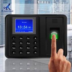 Dipendente di Scansione Delle Impronte Digitali sulla Macchina per Record di Tempo di Lavoro 2000 Gli Utenti Più Economico Macchina di Presenza di Sistemi di TimeTrak