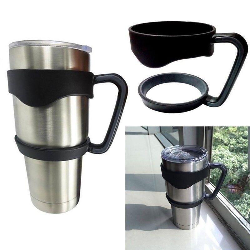 5PCS Stainless Steel 30oz <font><b>YETI</b></font> <font><b>Cups</b></font> & Handle Cooler <font><b>Rambler</b></font> <font><b>Tumbler</b></font> <font><b>Cup</b></font> Vehicle Beer Mug Double Wall Bilayer Vacuum Insulated