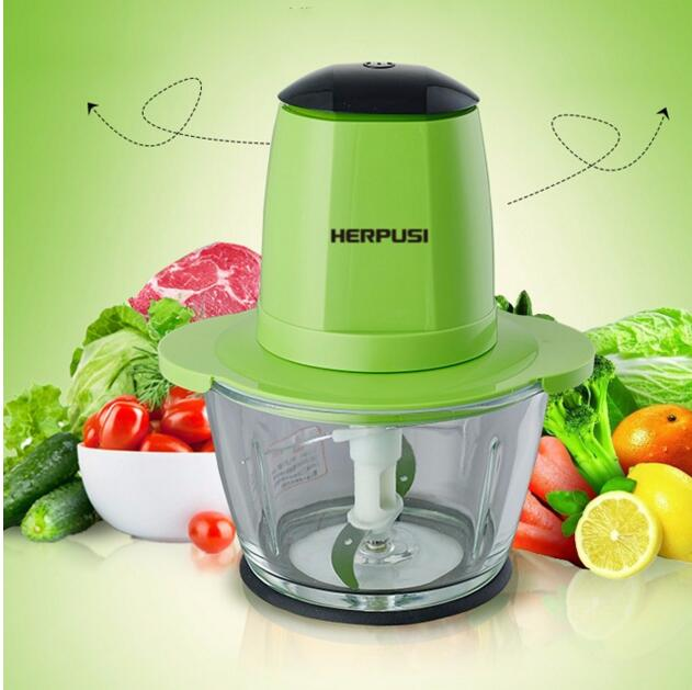 Household Electric Meat Grinder Multi-Function Small Side Dish Blender Food Mixing Meat Grinders HC-202Household Electric Meat Grinder Multi-Function Small Side Dish Blender Food Mixing Meat Grinders HC-202