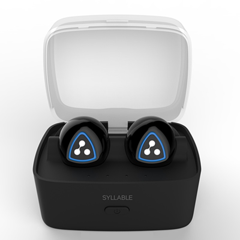 D900S baru boleh dimuat turun Earphone Tanpa Wayar Stereo Sukan - Audio dan video mudah alih - Foto 6