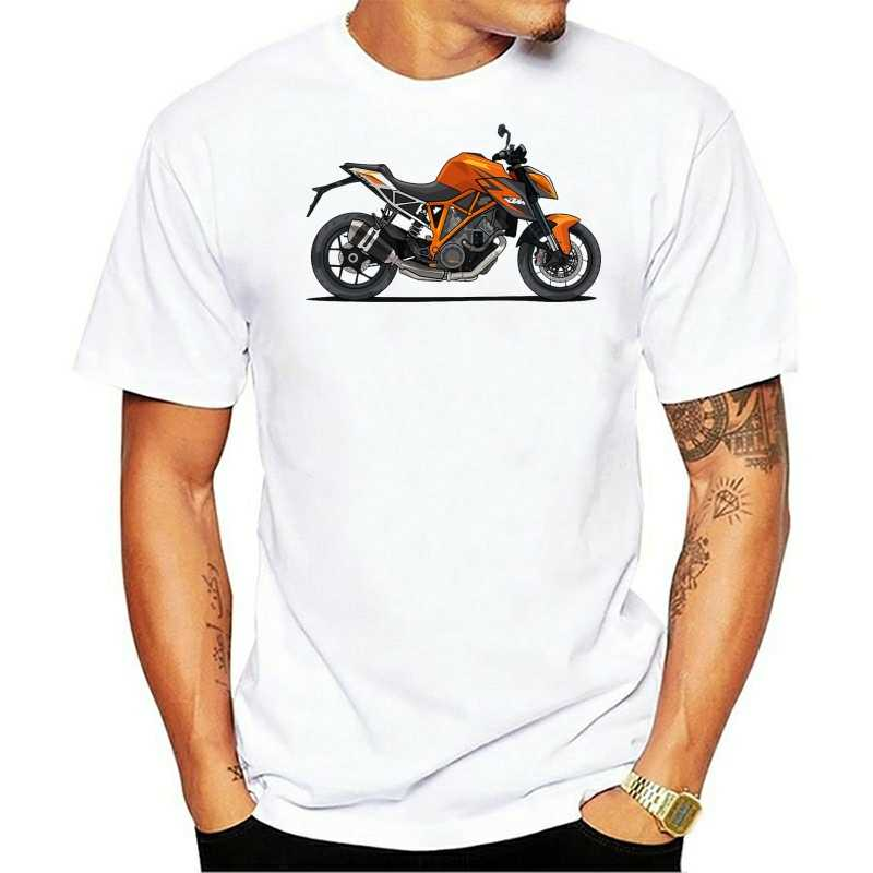 Ktm Super Duke 1290 Motorcycle Funny Graphic Tee Shirt Mens Summer Fashion T Shirt Round Neck Short Sleeves Tops Clothing