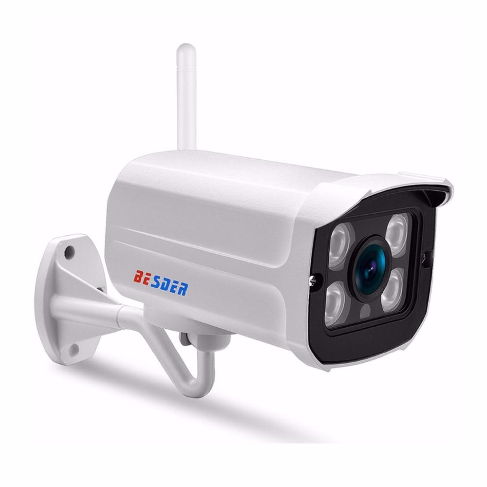 BESDER Wifi IP CCTV Camera 720P/960P/1080P Wired wireless Yoosee ...