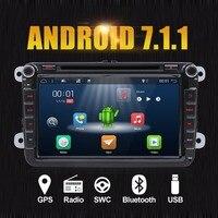 8inch Android 4 2 2din Car DVD For Volkswagen VW POLO PASSAT CC JETTA TIGUAN TOURAN
