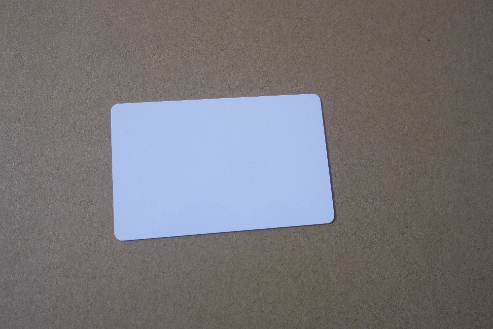 5000pcs/lot ISO1443A RFID Contactless 13.56MHZ RFID PVC Chip Blank Smart Card with FM1108 For Access Control System avansia duplex expert mag iso smart & contactless