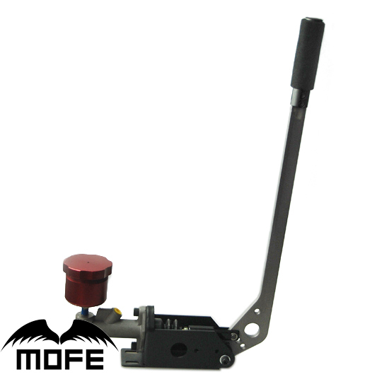 0.75 Master Cylinder Handle Length: 50cm Hydraulic Hand Brake Drift Handbrake With Oil Tank Reservoir + Oil Hose