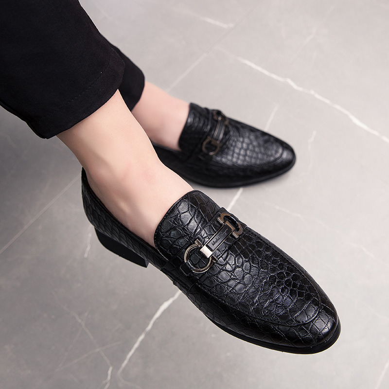 Casual Leather Shoes Men Outdoor Loafers Driving Luxury Brand Designer Shoes Men Moccasins Erkek Spor Ayakkabi Chaussure Homme 5